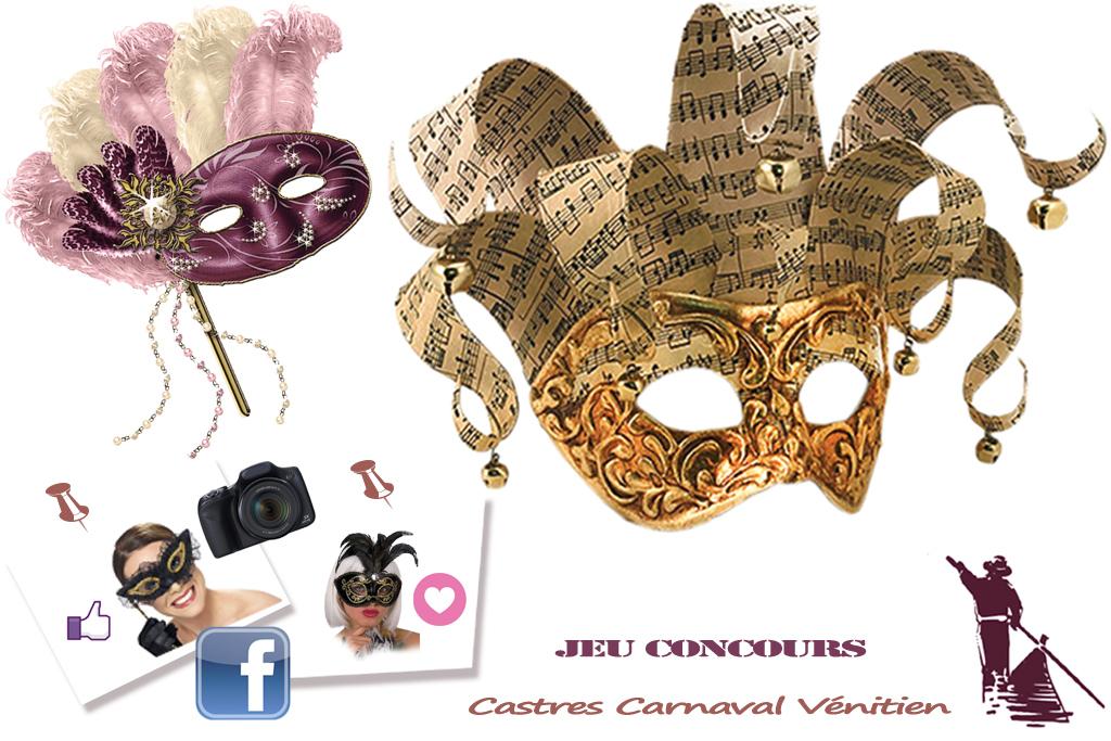 nouveau style de 2019 Vente chaude 2019 pas cher Bas les Masques Carnaval - Cœur de Castres