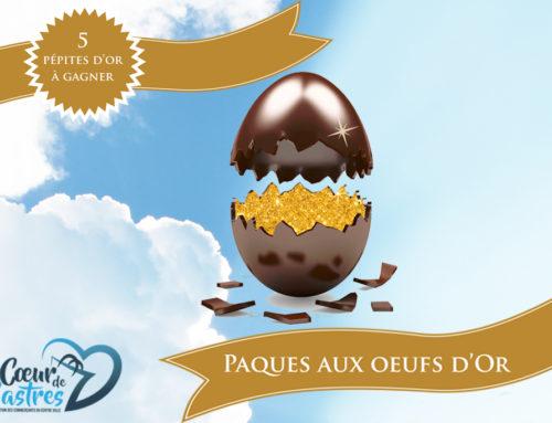 Pâques aux œufs d'or