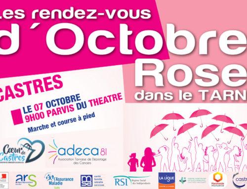 Octobre Rose Castres