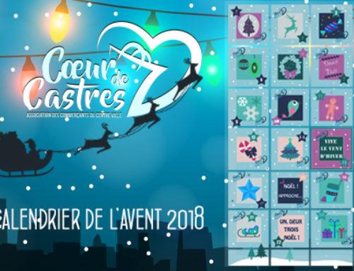 Noël 2018 à Castres