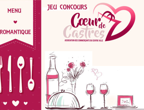 St Valentin 2019 à Castres