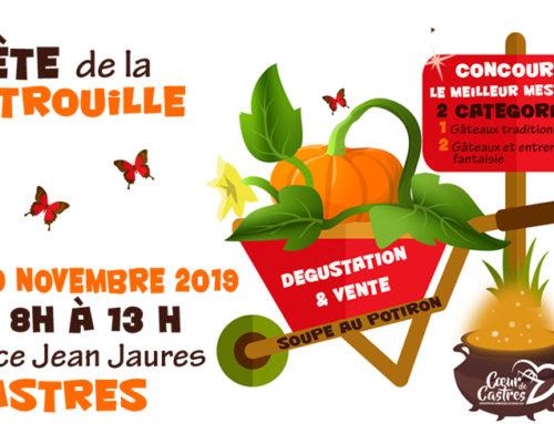 Fête de la Citrouille 2019
