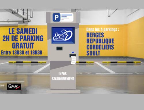 Infos Parkings et Stationnement